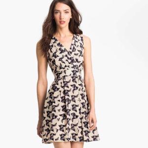 Eliza J missy Paper Crane dress Soze 6 Oriami